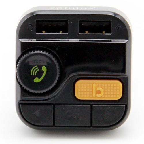 Автомобильный Bluetooth FM-модулятор Eplutus FB-09 оптом