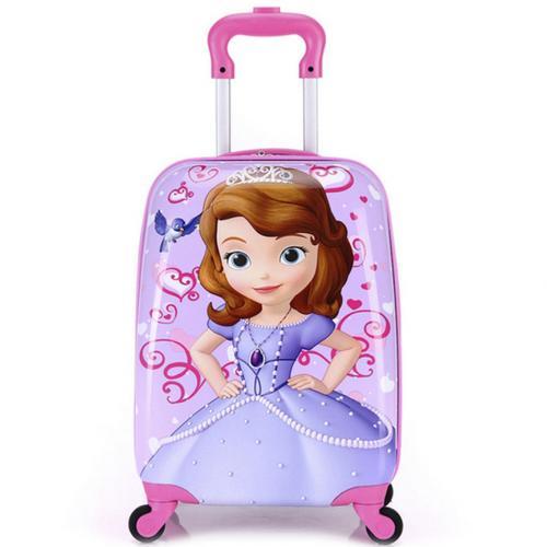 Детский чемодан Принцесса оптом