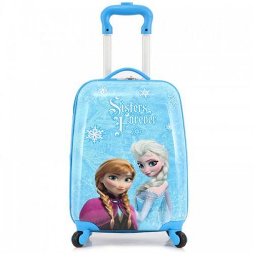 Детский чемодан Холодное сердце оптом