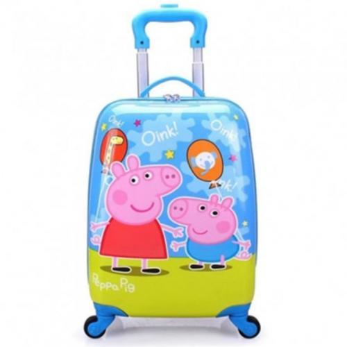 Детский чемодан Свинка Пеппа оптом