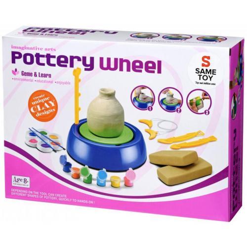 Детский гончарный набор Pottery Wheel оптом