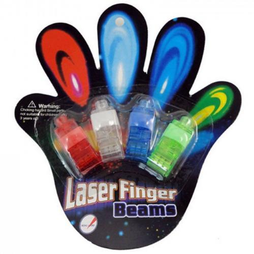 Набор фонариков на пальцы Laser Finger Beams оптом