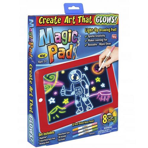 Планшет для рисования светом Magic Pad оптом