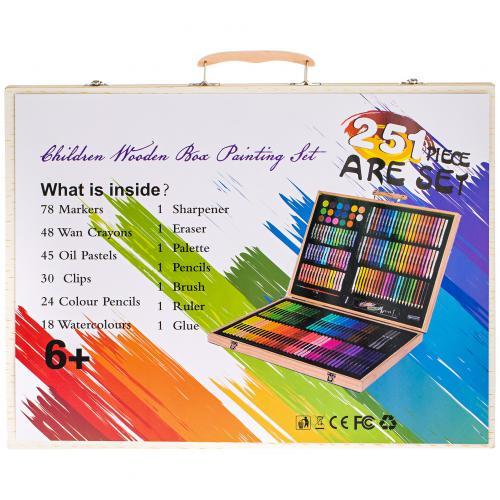 Набор для детского творчества Are Set из 251 предмета оптом