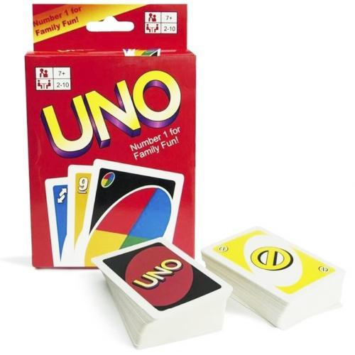 Настольная карточная игра Uno оптом