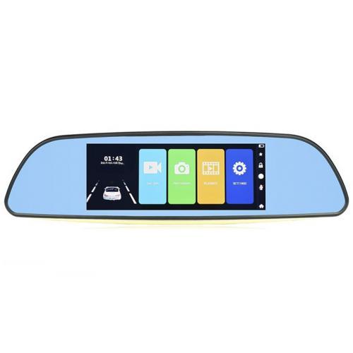 Видеорегистратор HD Touch Dual Lens Driving Recorder оптом