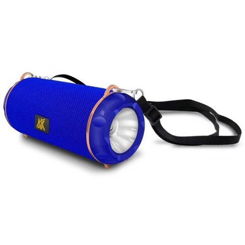 Портативная Bluetooth колонка с фонариком AK117 оптом
