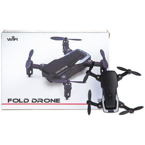Мини-квадрокоптер Fold Drone LF606 оптом