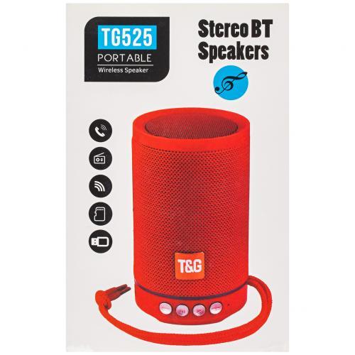 Портативная Bluetooth колонка Portable T&G 525 оптом