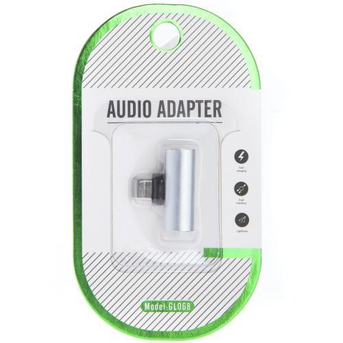 Аудио-адаптер Audio Adapter GL068 Type-C оптом