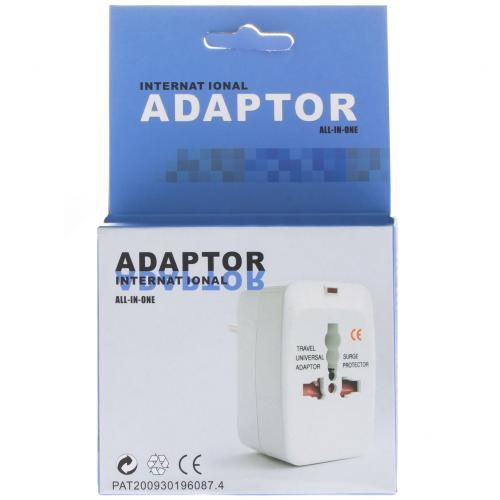 Универсальный адаптер питания Travel Universal Adaptor оптом