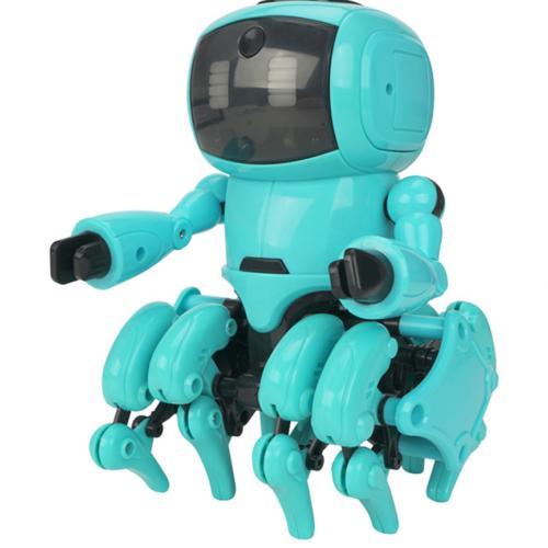 Интерактивный робот-конструктор The Little 8 оптом