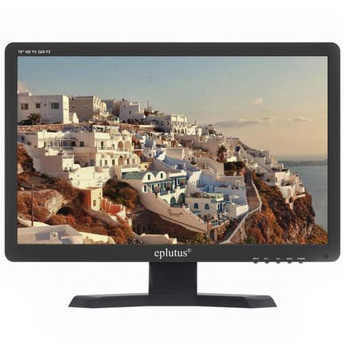 Телевизор с цифровым тюнером DVB-T2 19