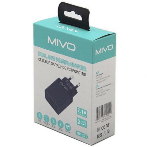 Зарядное устройство Mivo MP-221 оптом