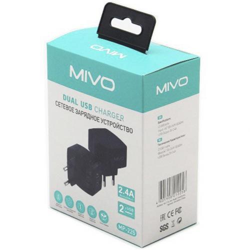 Зарядное устройство Mivo MP-225 оптом