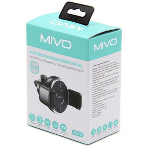 Автомобильный держатель с беспроводное зарядкой Mivo MZ13 оптом
