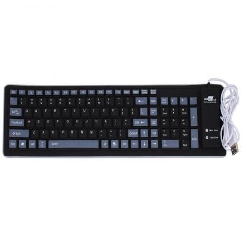 Клавиатура силиконовая LK-103 оптом