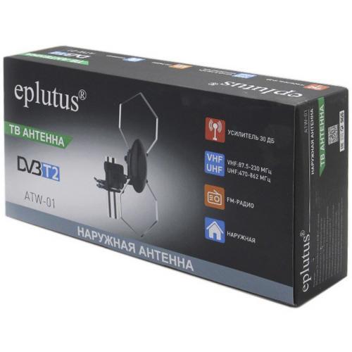 Антенна для цифрового ТВ Eplutus ATW-01 оптом