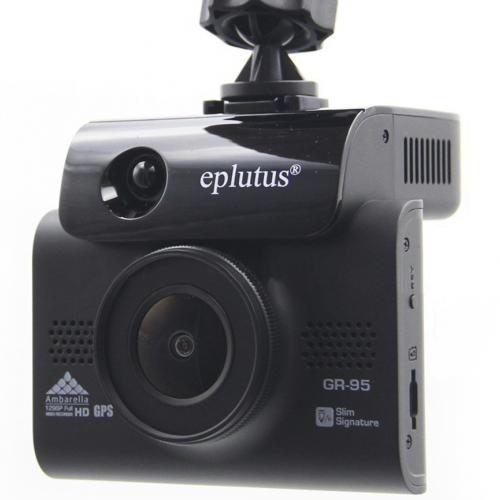 Видеорегистратор Eplutus GR-95 с радар-детектором и GPS оптом