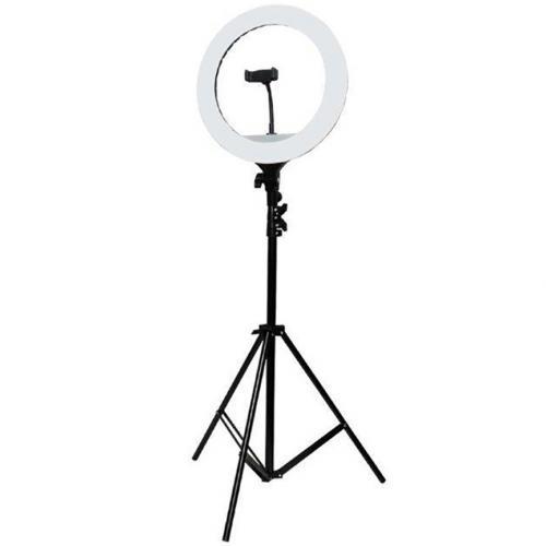 Кольцевая светодиодная лампа Led Ring Light LC-16-II 38 см оптом
