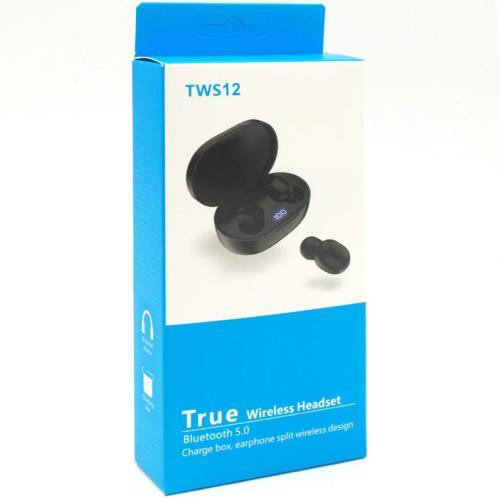 Беспроводные наушники TWS12 True Wireless оптом
