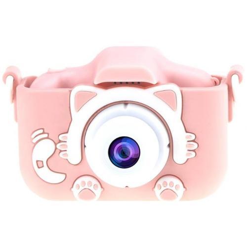 Детский фотоаппарат Childrens Fun Camera Kitty оптом
