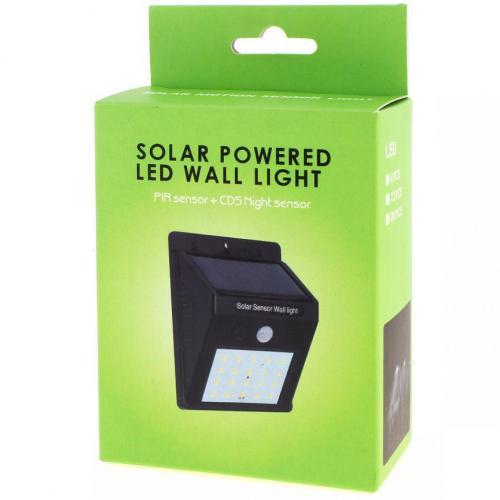 Светодиодный светильник Solar Powered LED Wall Light оптом