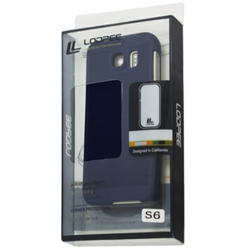 Чехол Lodpee для Samsung Galaxy S6 с перфорацией оптом