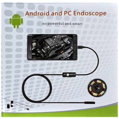 Камера эндоскоп USB Endoscope 1 м оптом