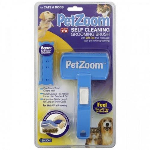 Щетка для животных PetZoom оптом