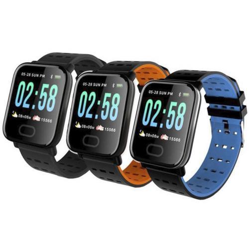 Умные часы Smart Braselet A6 с измерением давления оптом