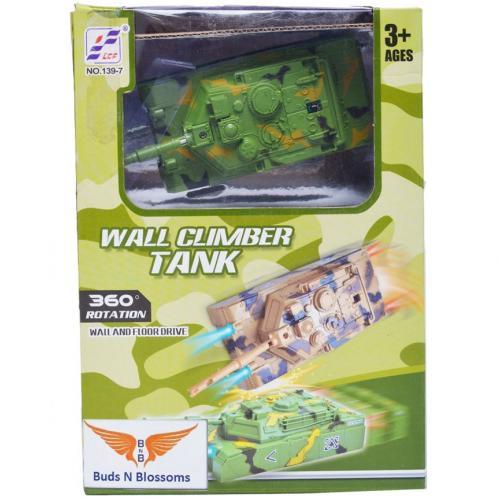 Игрушка на радиоуправлении Wall Climber Tank оптом