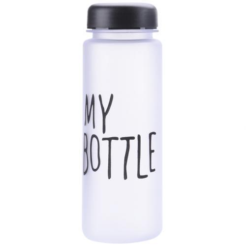 Бутылка My Bottle матовая 500 мл оптом