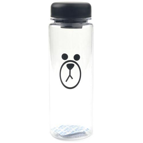 Бутылка с мордочкой медведя оптом