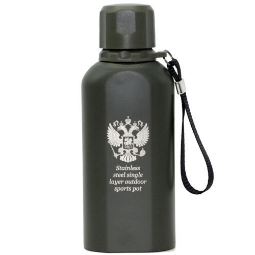 Бутылка фляга Sport Time 700мл оптом