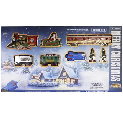 Железная дорога Merry Christmas оптом