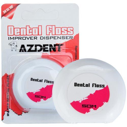 Зубная нить Azdent 50 м оптом