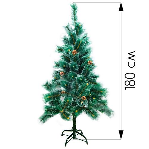 Новогодняя ёлка оптом (180 см)