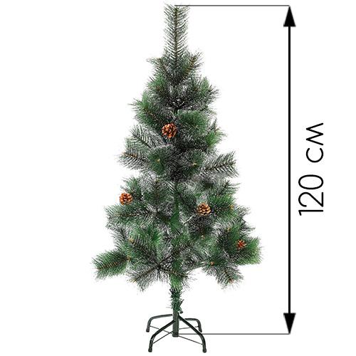 Новогодняя ёлка оптом  120 см (фабричная)