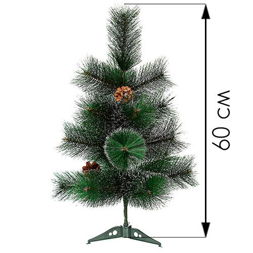 Новогодняя ёлка оптом  60 см (фабричная)