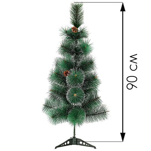 Новогодняя ёлка оптом  90 см (фабричная)