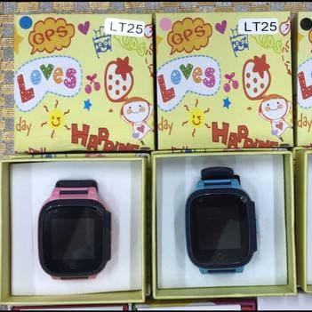Умные часы для детей Smart Baby Watch LT25 4G/LTE оптом