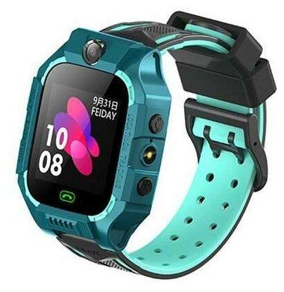 Детские смарт-часы с телефоном Smart Baby Watch Z6 оптом