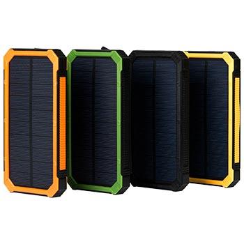 Power Bank на солнечных батареях Solar Power Box 20000 mAh оптом