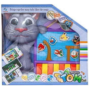 Детское пианино Rhymes Tom Cat оптом