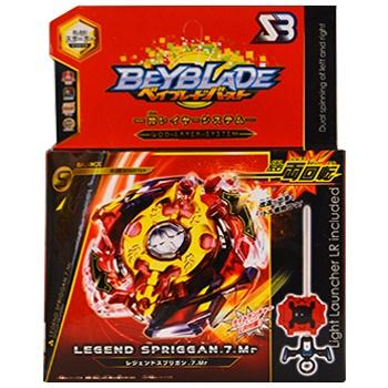 Волчок Bakuten Shoot Beyblade B-86 оптом